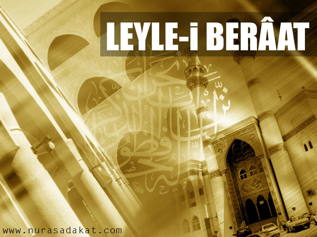 Leyle-i Beraat Tebrikleri