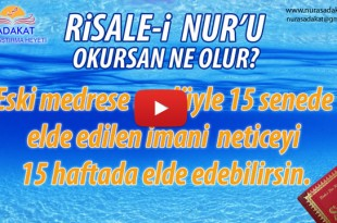 Risale-i Nur Oku