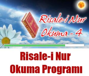 Risale-i Nur Okuma Programı